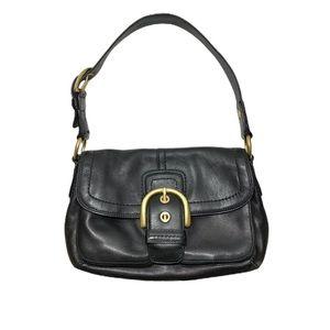 Authentic COACH Soho flap shoulder bag
